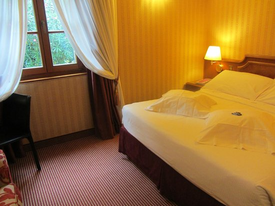 Lugano Dante Center Swiss Quality Hotel: Attractive rooms