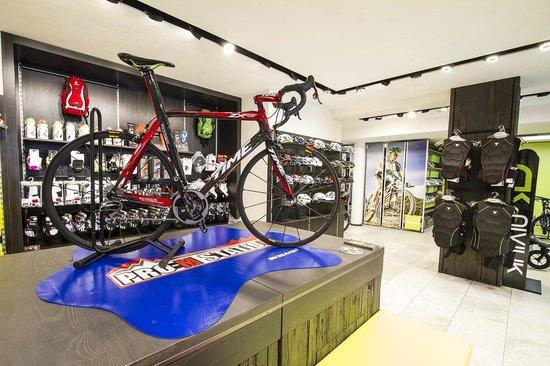 Sport Kostner Rent: Bike Rental Shop