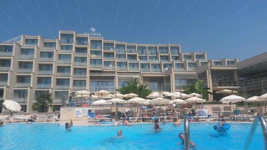 Valamar Zagreb Hotel: dalla piscina