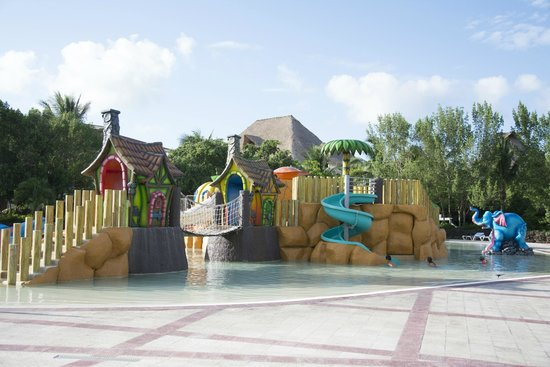 Grand Bahia Principe Coba: Fun Kids' Waterpark