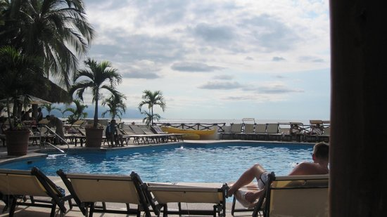 Costa Sur Resort & Spa: view from pool