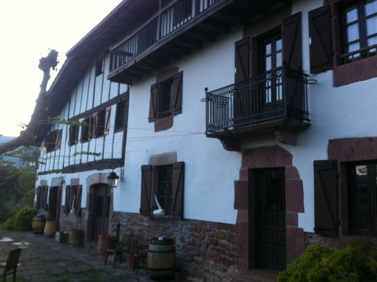 Hotel Senorio de Ursua: Señorío de Ursua