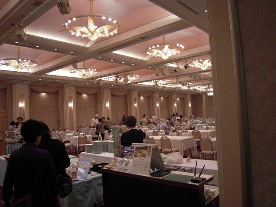 The Crown Plalace Hotel New Hankyu Kochi: 朝食会場