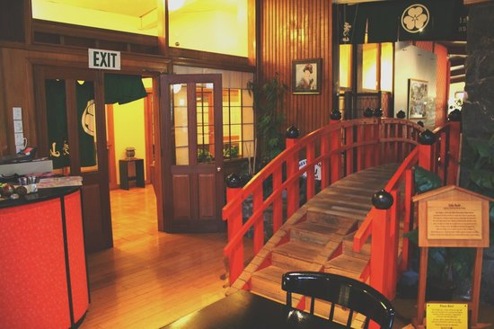 Maruia Hot Springs: the japanese touch!