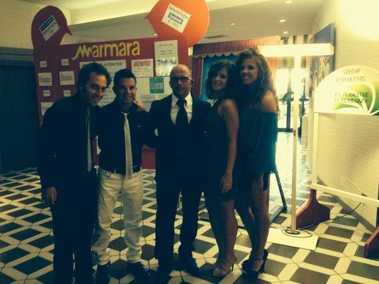 Club Marmara Cala Regina : Animateurs