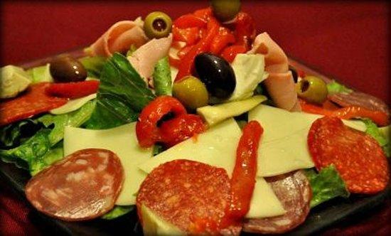 Don Chendo: Chendo Antipasto Salad