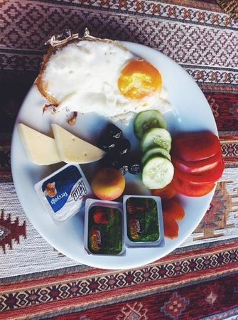 Nomad Cave Hotel : delicious breakfast!