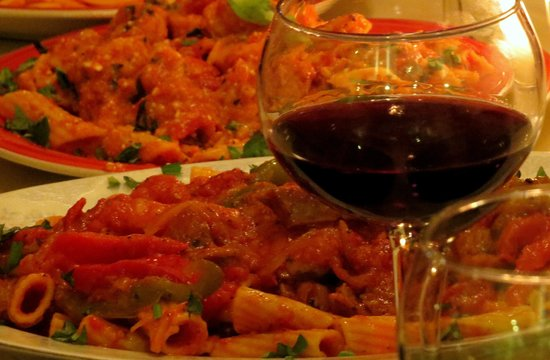 Don Chendo: Chendo offers a nice variety of wines that pair well with pasta