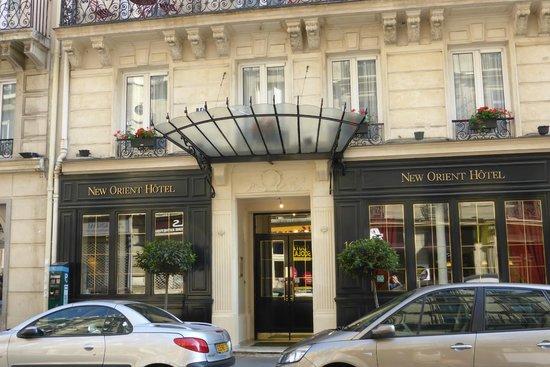 New Orient Hotel: New Orient
