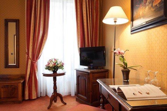 Hôtel Amarante Beau Manoir : Deluxe room at Hotel Amarante Beau Manoir