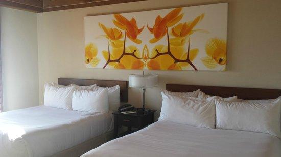Humphreys Half Moon Inn : Comfortable beds