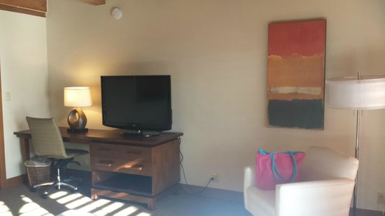 Humphreys Half Moon Inn : Plenty of open room