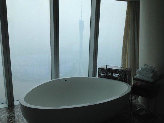 Four Seasons Hotel Guangzhou: view