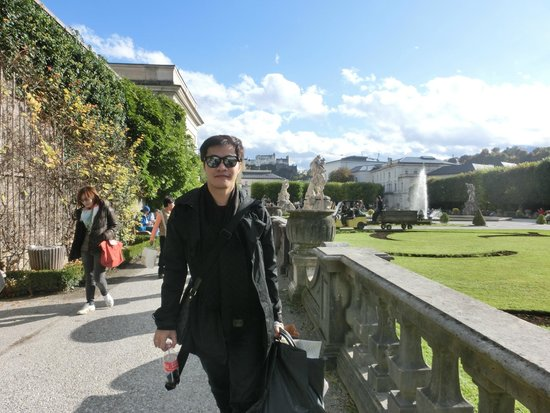Salzburger Dom: สถานที่ถ่ายทำ sound of music