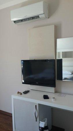 Gold Butik Hotel: ТВ в номере