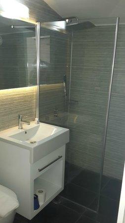 Gold Butik Hotel: Ванная комната