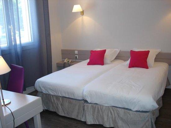 Hotel Grill Du Lac: Chambre
