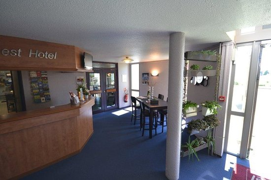 Best Hotel Caen Citis : Reception