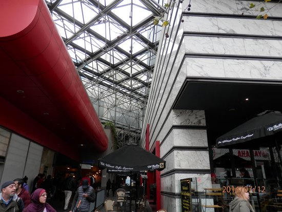 Melbourne Central: Melb central