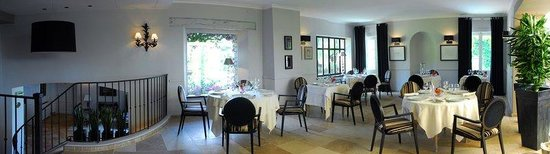 Hotel de Mougins : Panoramique Restaurant