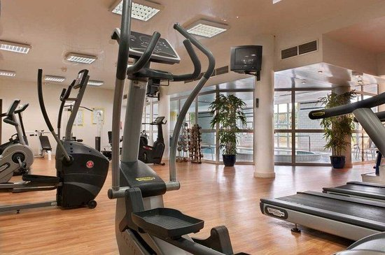 Dolce Chantilly : Fitness Center