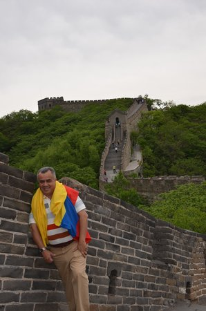 Gran Muralla China en Mutianyu: Great Wall at Mutianyu