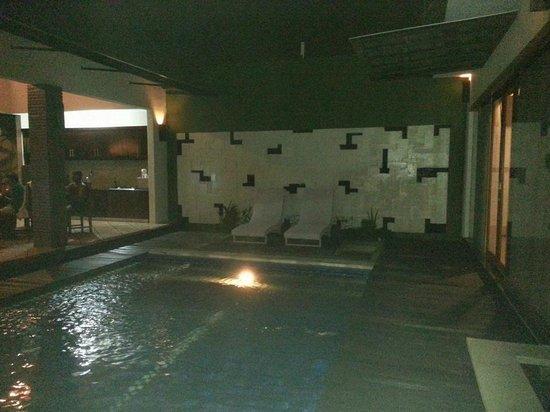 Bali Swiss Villa: Pool area