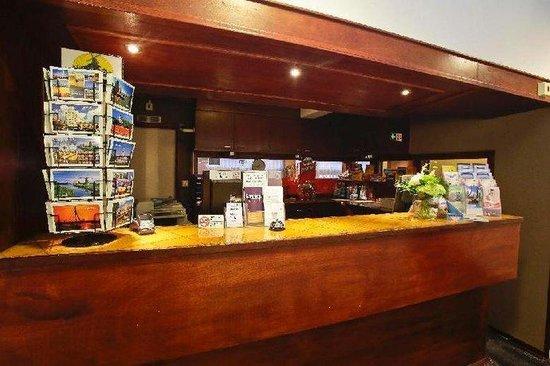 Euro Hotel Centrum: Interior