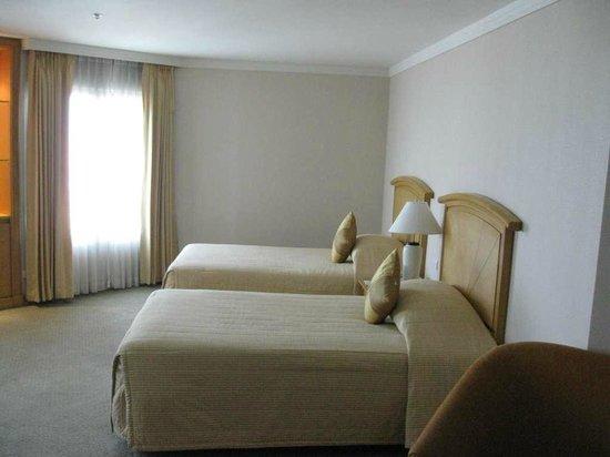 Baiyoke Sky Hotel: Номер