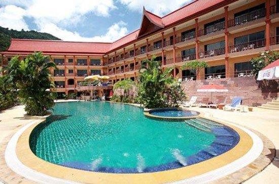 Casa Del M, Patong Beach: Hotel Exterior