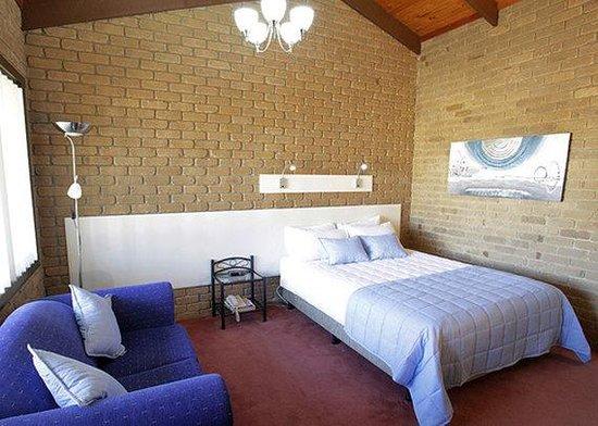 Comfort Inn Goldfields: Queen Deluxe