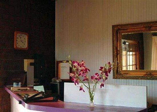 Comfort Inn Goldfields: Lobby