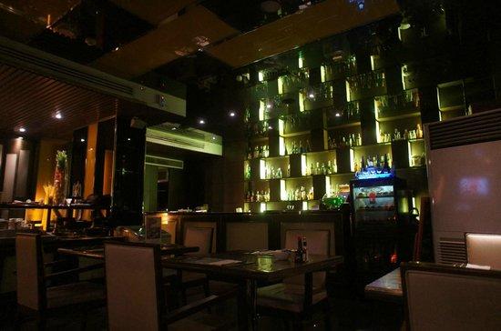 FuramaXclusive Asoke : Ресторан