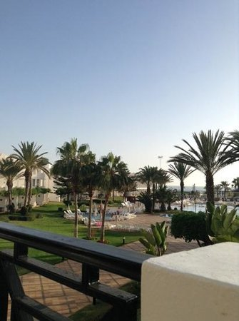IBEROSTAR Founty Beach : the grounds