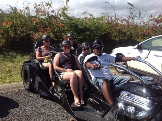 V8 Trike Tours Fiji Travelling In Style