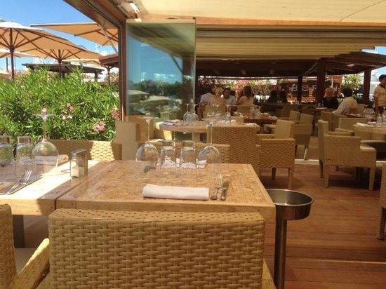 L'Ecrin Plage : Ecrin restaurant