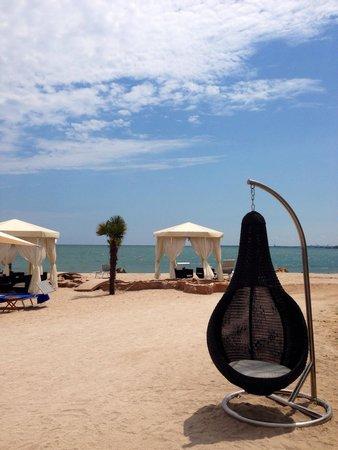 Inter Hotel: Beach