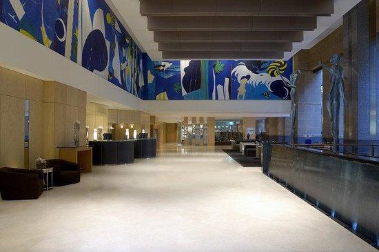The Westin Sydney: Lobby