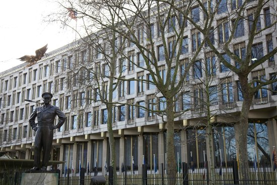 Mayfair: US Consulate
