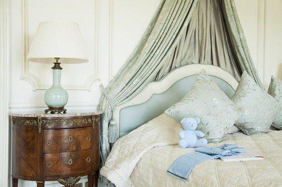 Hotel Beau-Rivage Geneva: Suite Prestige
