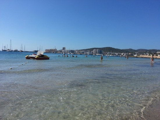 Intertur Hotel Hawaii Ibiza: spiaggia dell' hotel