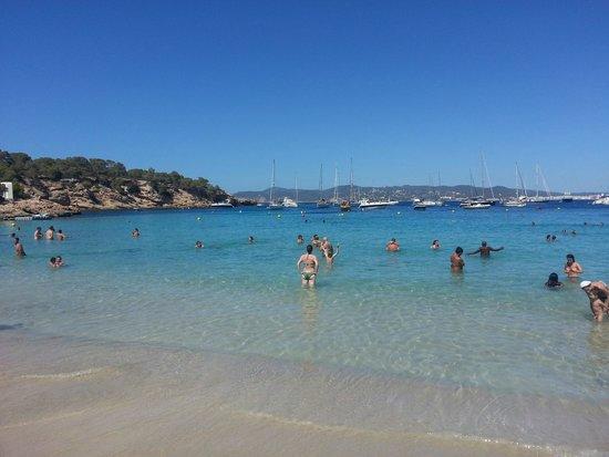 Intertur Hotel Hawaii Ibiza : cala bassa