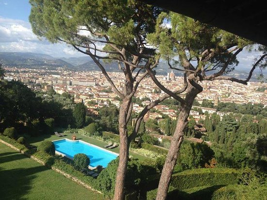 Torre Di Bellosguardo: Room with a view
