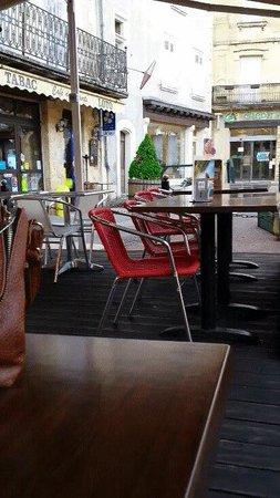 Restaurant L'Envers: L'envers
