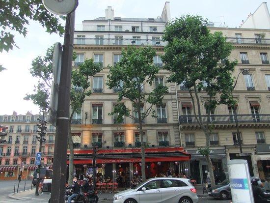 Hotel Madeleine Plaza: Hotel