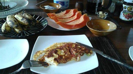 Highbury Colombo: Breakfast