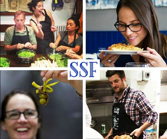 San Sebastian Food: Get under the skin of Basque culture and food with a cooking experience