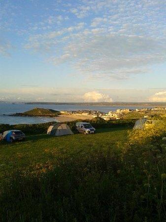 Ayr Holiday Park: View