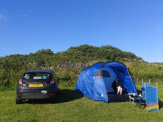 Ayr Holiday Park: Tent