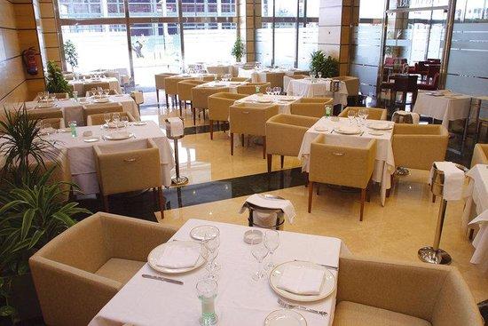 Hotel Albufera: Restaurant